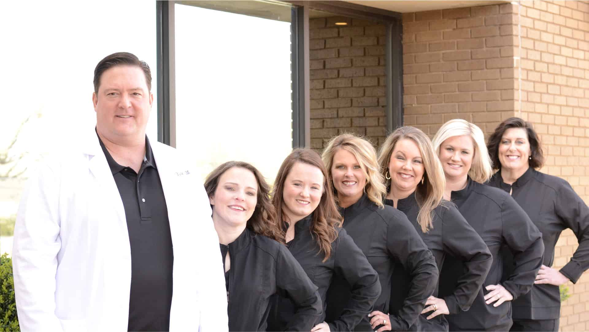 Visit The Dental Studio of South Tulsa | South Tulsa Dentist | Dr. Wesley Black