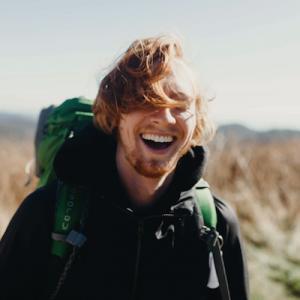 Healthy smile with dental veneers